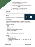 5. Anexo - Determinación de La Glicemia Capilar