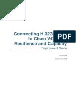 Cisco VCS MCU Connection Using H323 Deployment Guide