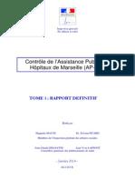 Rapport Igas AP-HM