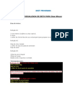 Dieta_suplementação Cesar Mincon