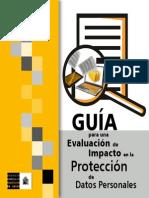 Guía para una Evaluación de Impacto en la Protección de Datos Personales