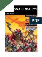 Fictional Reality 4