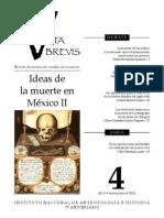 VitaBrevis - Revista Electronca de Estudios de La Muerte