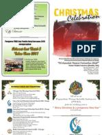 Buku Acara Natal Bersama 2010