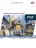 DSI-DYWIDAG Prestressing Systems Using Bars EMEA