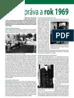 Colná správa a rok 1969 (Colné aktuality 9-10/2009)