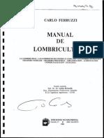 Agricultura Ecologica - Libro - Manual de Lombricultura