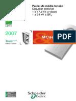 Disjuntor Schneider Mcsetcatalogo Sf6vacuo