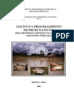 Cultivo y procesamiento de peces