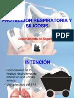 Proteccion Respiratoria y Silicosis Para Mina