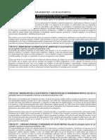 Ficha de Resumen Ley de Salud Mental