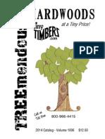 Catalog Tinytimbers