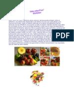 Beber Jugos de Frutas o Verduras Varias Veces Por Semana Puede Proteger Contra El Alzheimer