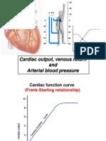 6-Cardiac Output Venous Return BP