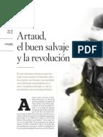 Artaud, El Buen Salvaje y La Revolución