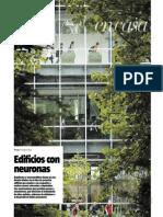Edificios Con Neuronas