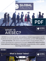 global talent infosession