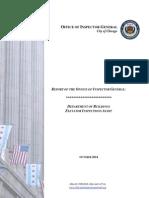 DOB Elevator Inspections Audit