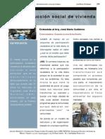 Autoproducción Social de Vivienda - JMGT