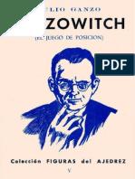 Nimzowitch (El Juego de Posición)