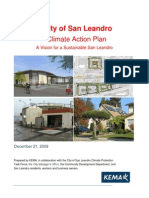 San Leandro Climate Action Plan REVISED ADOPTED 122109