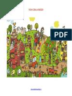 Www.orientacionandujar.es Wp Content Uploads 2014 02 Actividades Para Trabajar La Atención y La Percepción Visual Primavera en La Granja a4