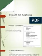 Aula_Projeto de Pesquisa