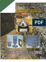 Geotehnică Laborator - Caiet de Laborator