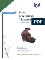 Salasacas (cultura ecuatoriana)