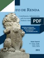 Livro IR 2013