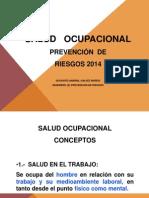 Salud Ocup.conceptos Legislacion