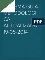 Kerigma Guia Metodologica Actualizada 19-05-2014