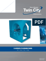Epf Epfn Epq Epqn e Series Plenum Fans Catalog 470