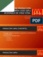ACUERDO PRODUCCIÓN LIMPIA