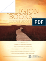 Random House 2015 Religion Catalog
