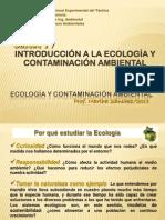 Unidad 1 Ecología 2011 PDF