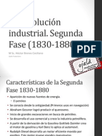 La Revolución Industrial Segunda Fase