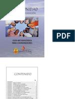 Ser Comunidad PERÍODO INTEGRACIÓN Guía Metodológica Corregido