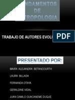 presentacion antropología