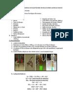 Ejercicios Sobre Balance de Reacciones Redox Método Ion Electrón Método Acido y Básico