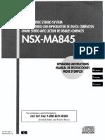 CXNMA845 sony