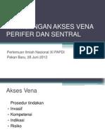 Pemasangan Vena