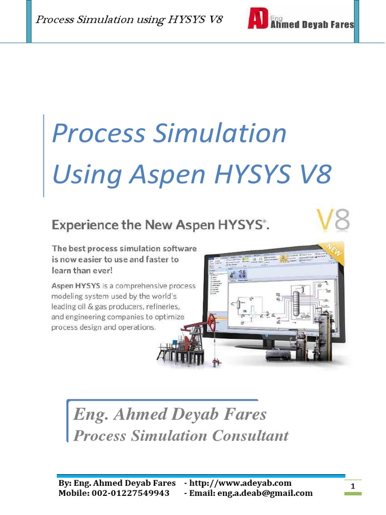 Hysys v8 manual array hysys 2014 petroleum chemical engineering rh scribd fandeluxe Image collections