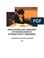 Adhd Resource Pt1
