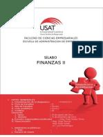 Silabo 2014 -Finanzas II