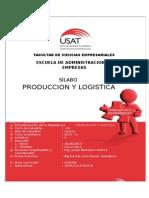 Silabo 2014 i Produccion y Logistica