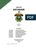 Makalah Database