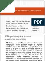 Algoritmo para resolver reacciones complejas (2).ppt