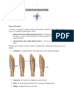 Basics of Fracture
