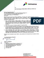 358_Perubahan Status Kelembagaan SPBU DODO, CODO & CODO Lite